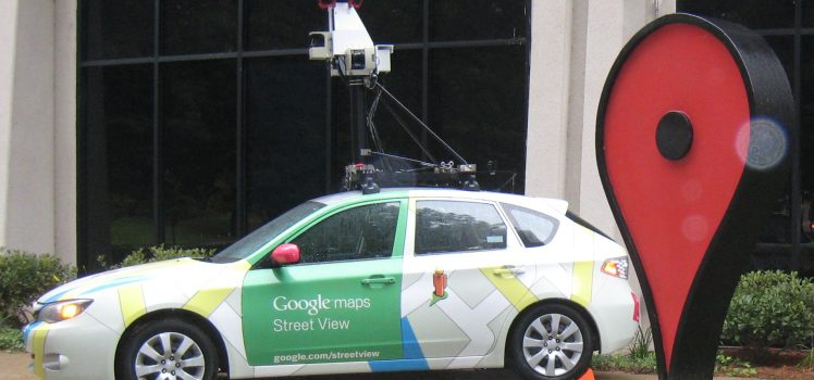 google street view and privacy essay
